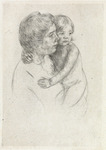 Maternity. Denise Holding her Child. c. 1905.