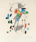 Maravillas. No 18.  Marvels with Acrostic Variations from Miró's Garden