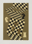 L'Echequier. The Chess Board. 1935.