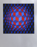 Cheyt-Rond - Réponses à Vasarely. Replies to Vasarely. 1970.