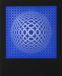 Tuz - Réponses à Vasarely. Replies to Vasarely. 1972.